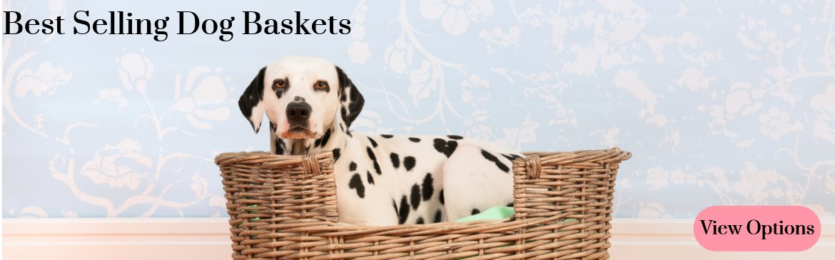 Dog baskets - best selling - wide range