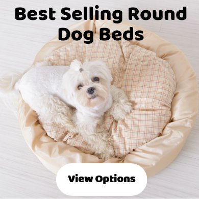 Round Dog Beds - Best Selling - Wide Range