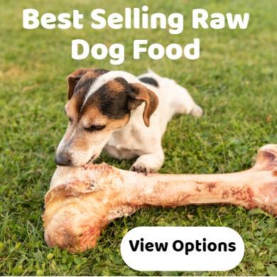 Raw dog food - best sellers - great range